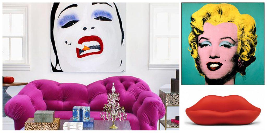 Stilul Pop Art - un stil cu adevarat colorat!