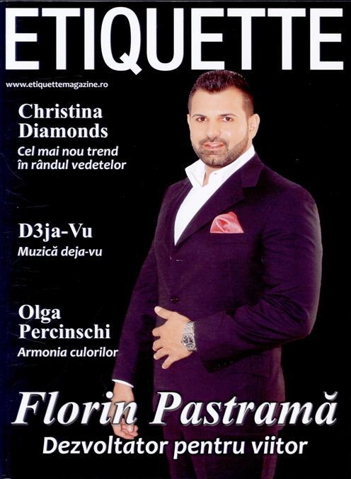 "Articolul ""Povestea"", Revista Etiquette Magazine, Octombrie 2015"