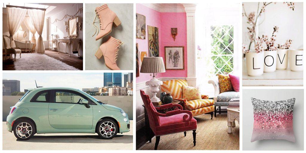Stilul Romantic – Relatia intre design interior, decor si fashion