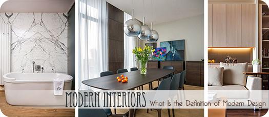 Stilul modern in designul interio