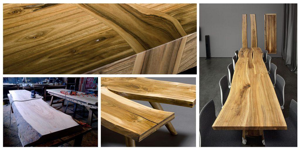 Solemnitatea obiectelor – lemnul masiv