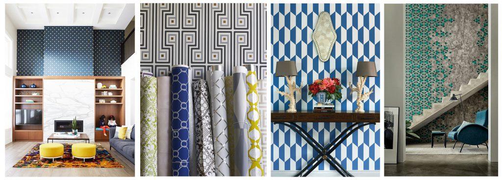 7 motive decorative ce domina intr-o amenajare interioara - tapet
