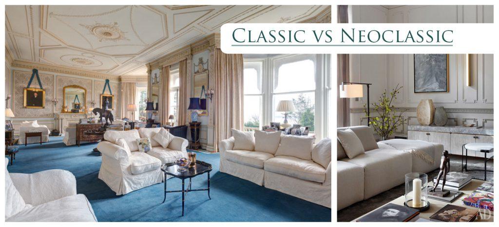 classic vs neoclassic