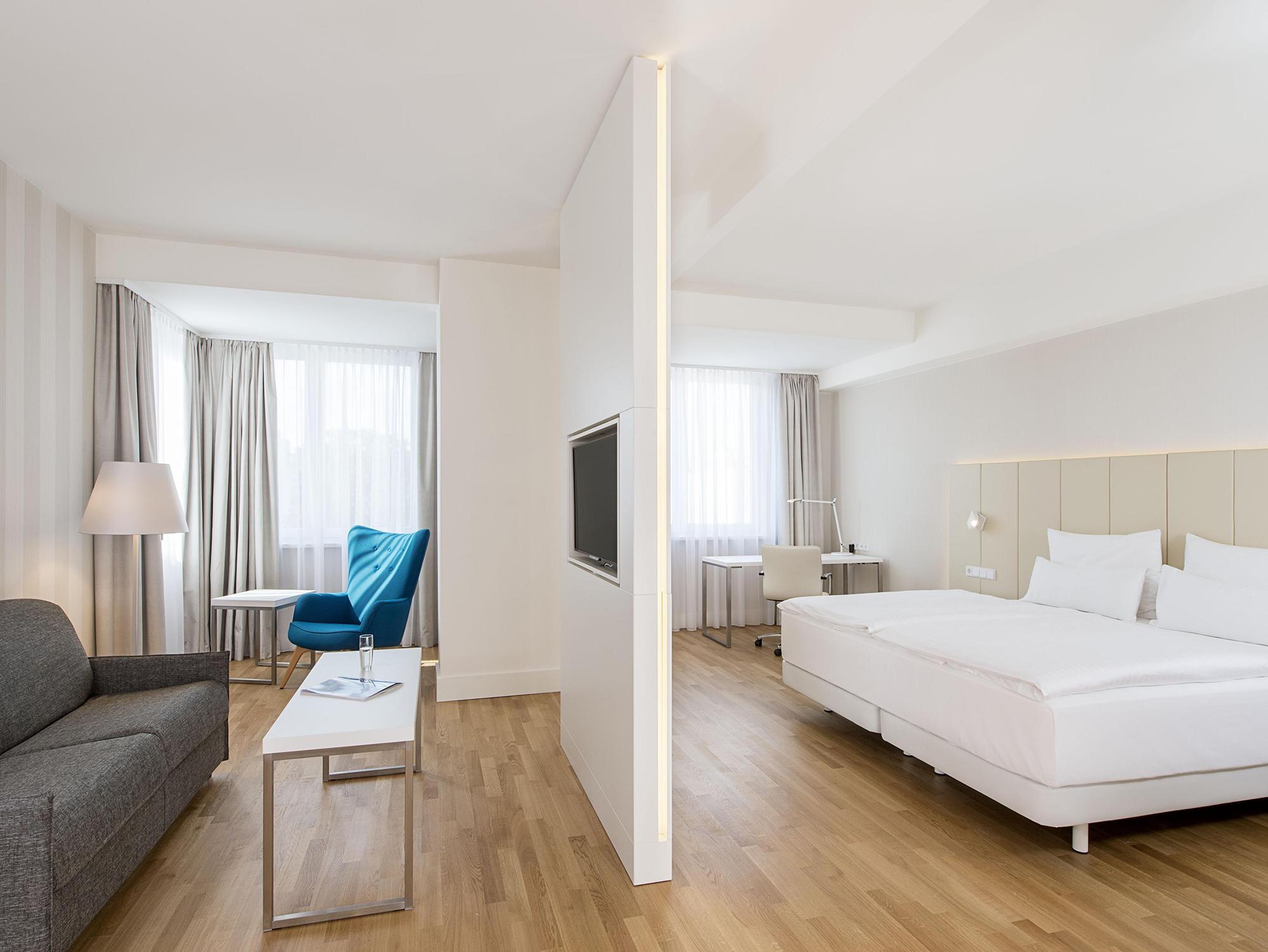 Design interior pentru hotel