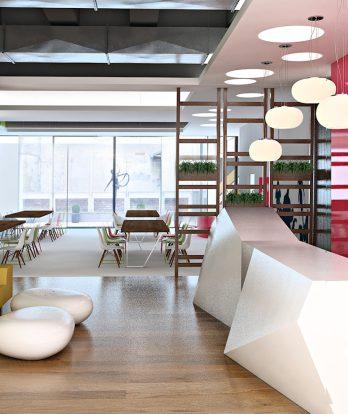 Design Interior Birou Kiseleff