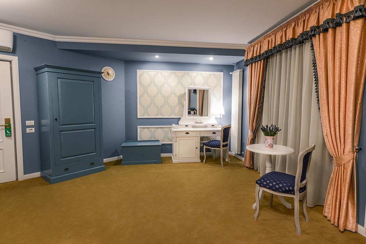 Design interior Hotel Boutique Lafayette