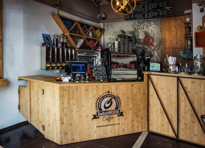 design interior Coffee Shop SwitchMorn