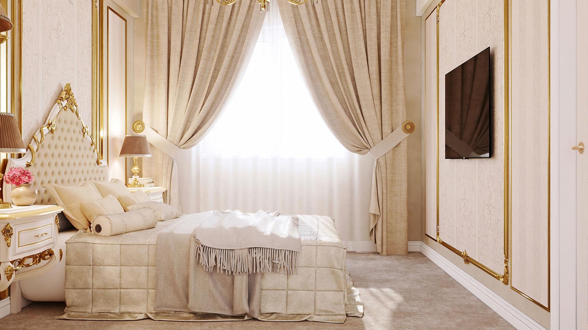 design interior apartament stil clasic craiova