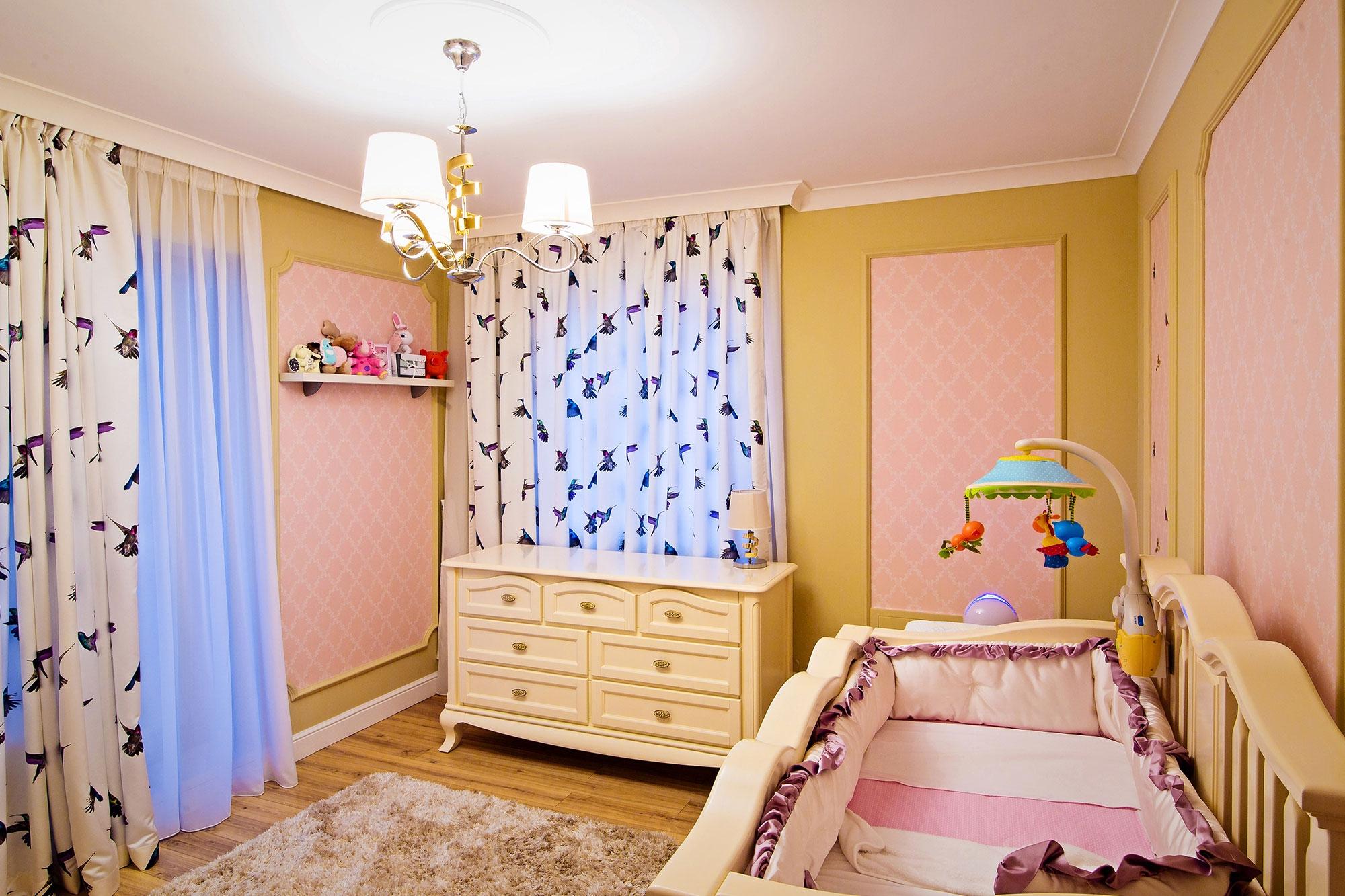 design interior apartament the park realizat