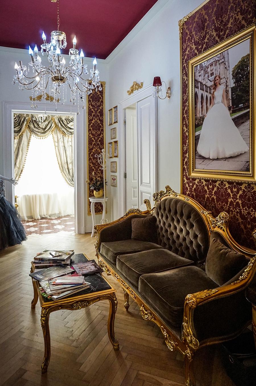 design interior elite mariaj randare