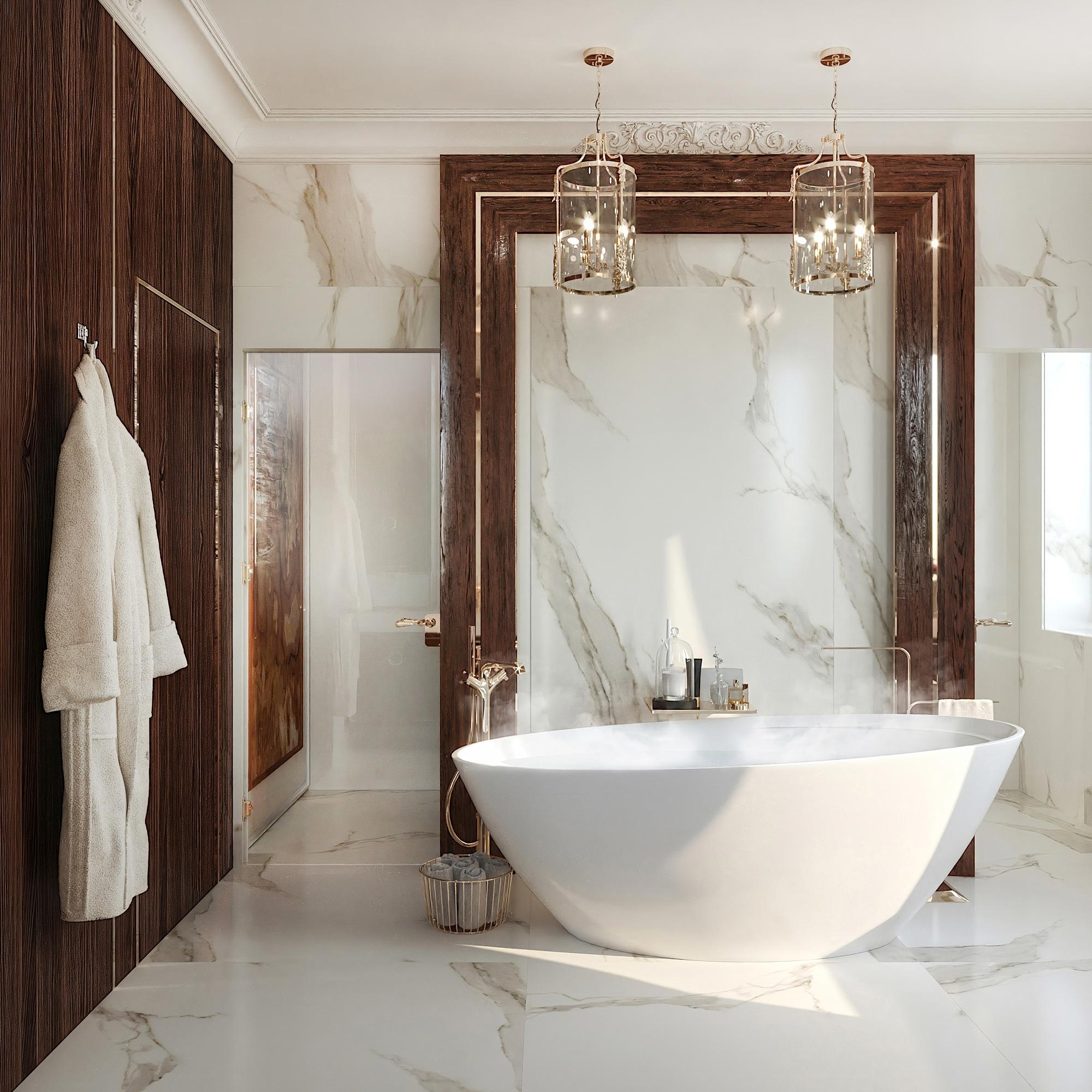 design interior penthouse lux