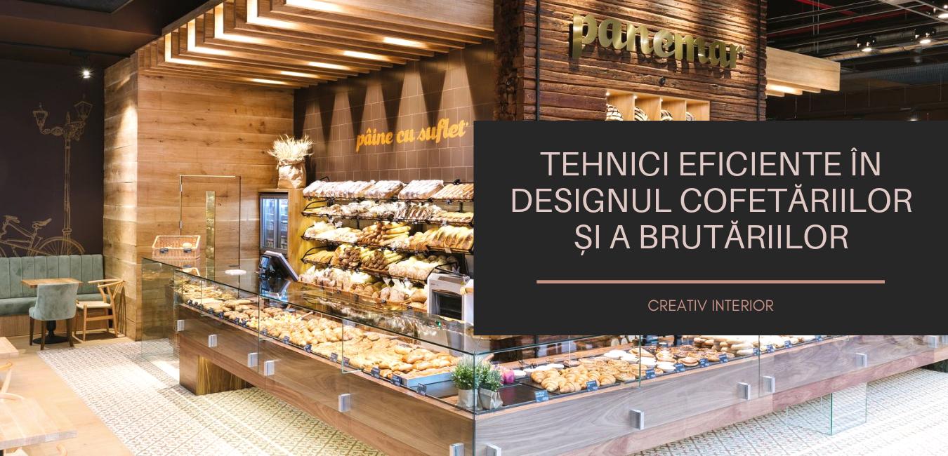 design cofetarie brutarie